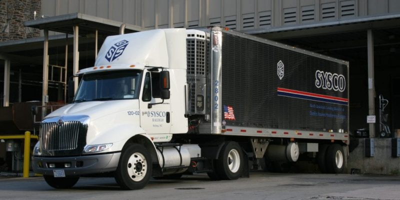 Truck at Dock - ELD Mandate